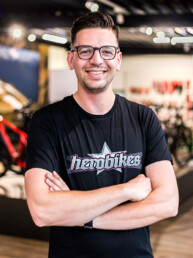 Christoph – Team Herobikes