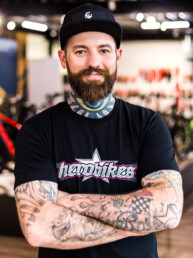 Marco Herb – Inhaber Herobikes