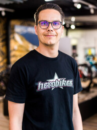 Max Müller – Team Herobikes